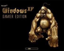 Windows XP Gamer Edition   A melhor e menor versão (92mb)
