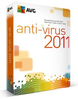 Download AVG Antivírus Pro 2011 + Serial