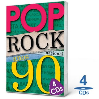 Download Coletânea Pop Rock Nacional Anos 90
