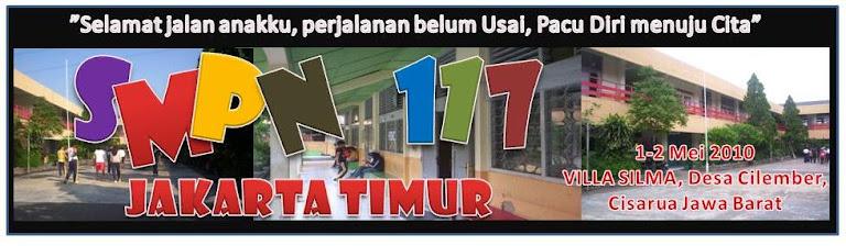 Pelepasan siswa/i SMP N 117 Jakarta Timur