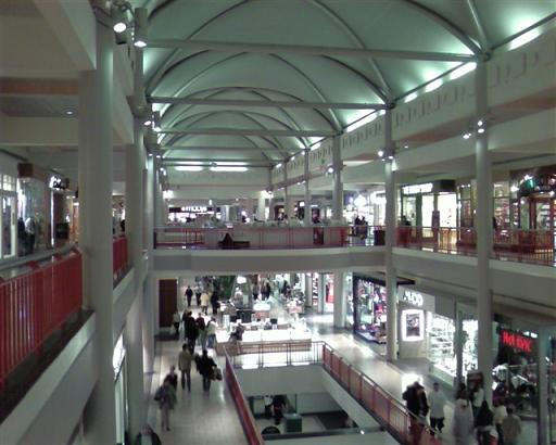 THE SHOPPING MALL MUSEUM August 2010