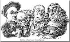 Cuatro filósofos