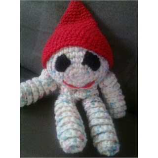Crochet Clown Pattern Plans   Free Craft Project
