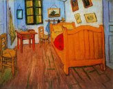 Van Gogh (Dormitorio en Arls)