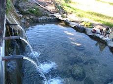 Air yang memberi hidup.....
