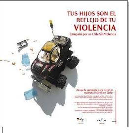 AFICHES CONTRA LA VIOLENCIA