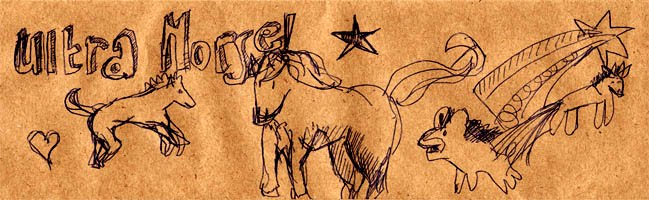ULTRAHORSE