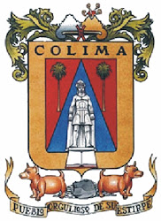 ESCUDO DEL ESTADO DE COLIMA
