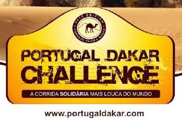 Portugal Dakar Challenge - A Corrida solidária mais louca do Mundo