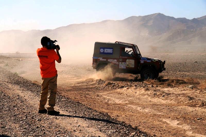 Sahara Aventura 2010 - Portugueses a caminho de Marrocos