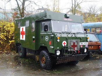 Colecção de Land Rover em risco na Noruega