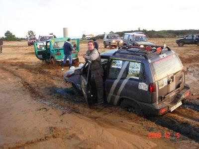 Do Sado ao Mira X4 2010 com o Clube TT do Pinhal Novo