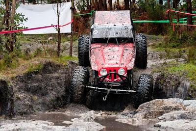 Trial Nort4x4 2010 na Póvoa de Lanhoso