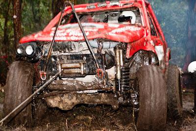 Ultima etapa do Trial Nort4x4 2010 na Póvoa de Lanhoso