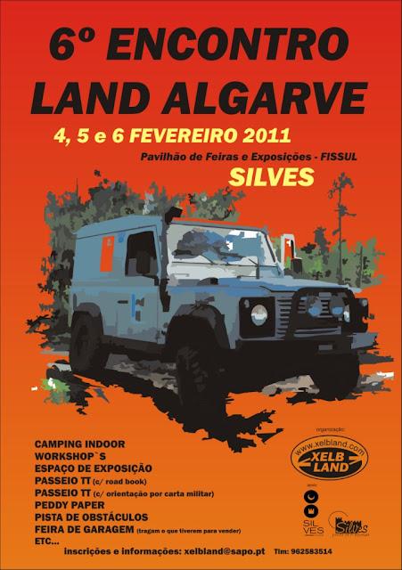 6º Encontro Land Rover Algarve 2011 pela Xelb Land