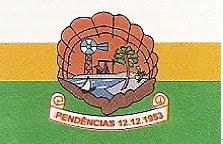 BANDEIRA MUNICIPAL DE PENDÊNCIAS