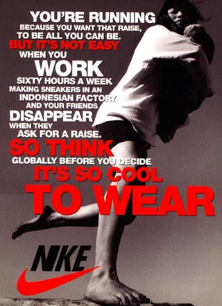nike and child labor It's also home to nike, which obama will use as the backdrop for his major  address wait, what nike like child-labor-and-sweatshops nike.
