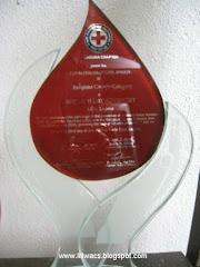 Red Cross Plaque 2005