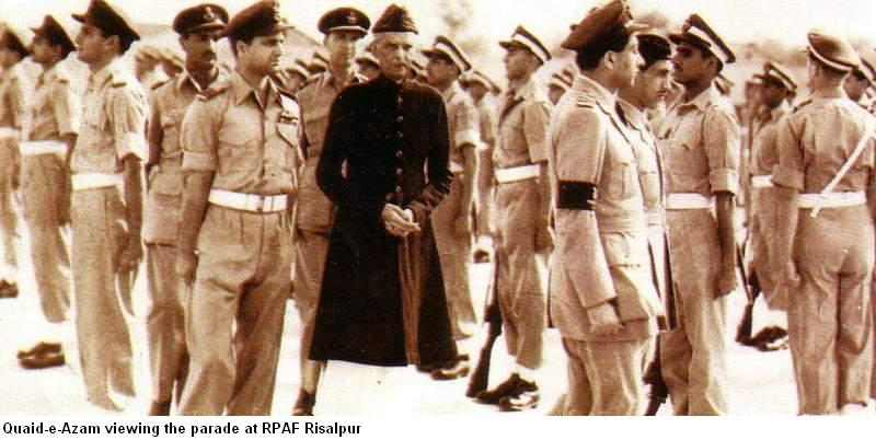 Quaid-e-Azam and Pakistan Air