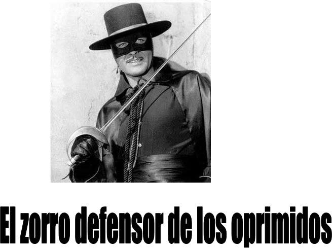 El ZORRO RD  correo electronico elzorrord@hotmail.es