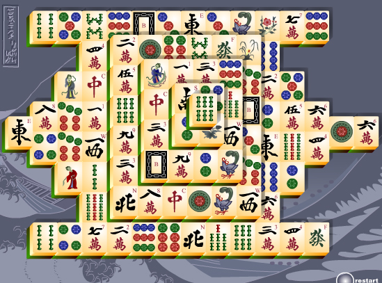 4 player mahjong online