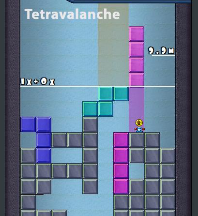 Tetravalanche
