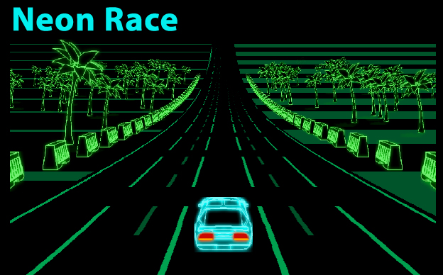 neon raceing