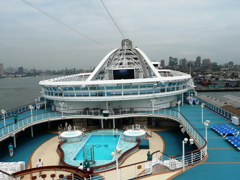 Caribbean Princess Ship Review - The Avid Cruiser