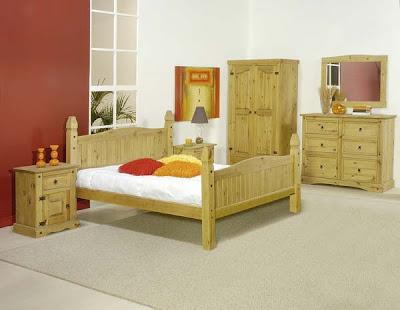 New Corona Bedroom Set from Furniture 123