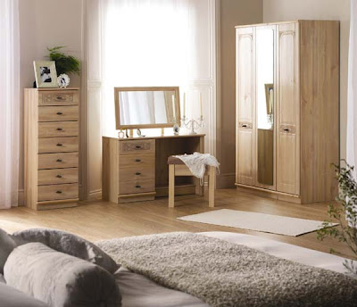 Caxton Furniture Florence Bedroom furniture range from Furniture 123