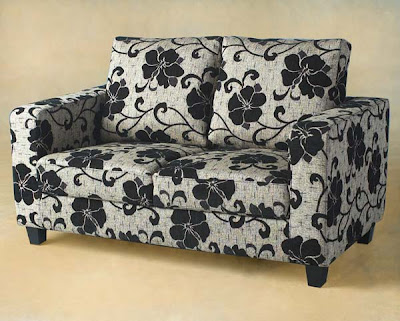 Tempo Two Seater Sofa in Bouquet from Furniture 123