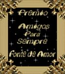 PREMIO AMIGOS PARA SIEMPRE