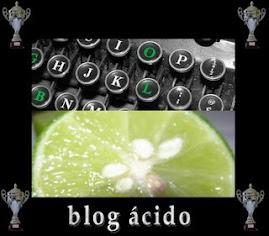 Premio al Blog Acido