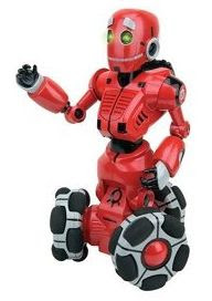 WowWee Tribot Talking Companion in Red/Black
