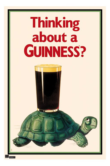 Thinking About a Guinness?