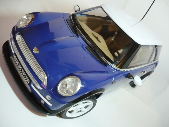 MINI COOPER escala 1:08