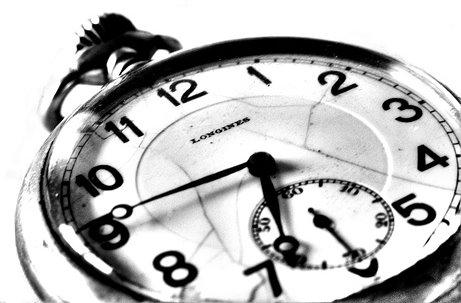 O tempo passa e um dia a gente aprende