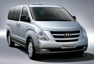 Sewa Hyundai H1