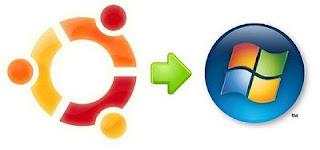 disinstallare ubuntu
