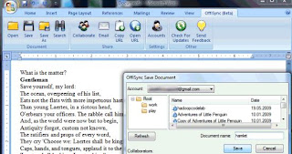 google docs dentro microsoft office 2007