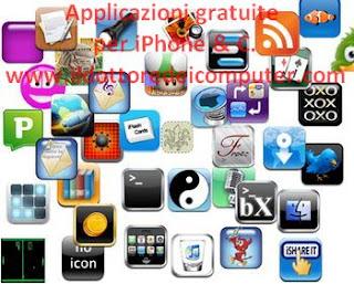 applicazioni gratuite per iPhone