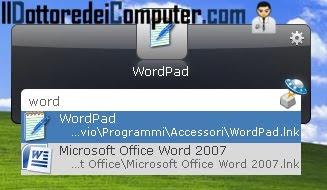 avviare rapidamente un programma nel computer