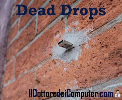 dead drops chiavette internet per tutti