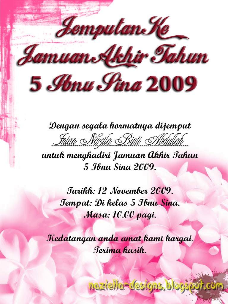 Design Kad Jemputan Related Keywords - Design Kad Jemputan Long Tail ...