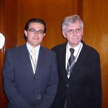 Con el Doctor Gunther Jakobs