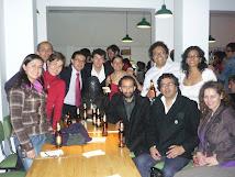 Reunión Blawggers Bogotanos