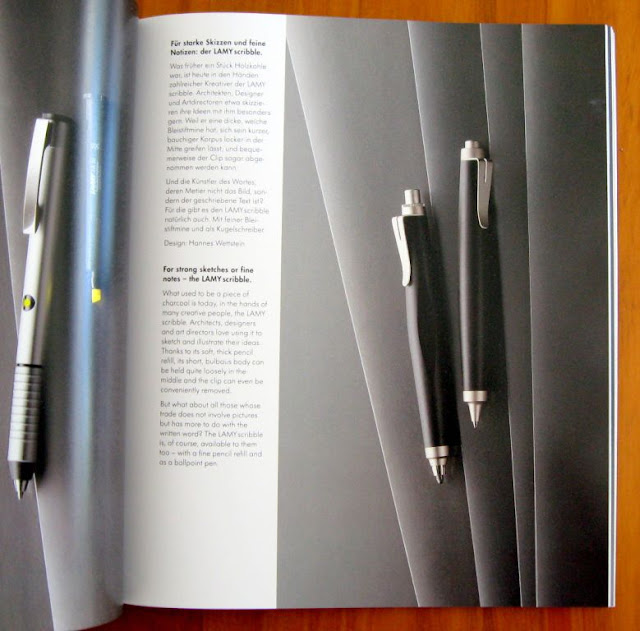 Lamy Product Design