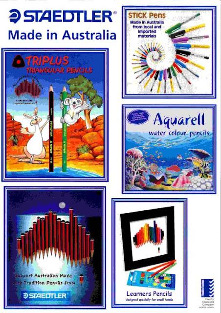 Staedtler Australia brochure