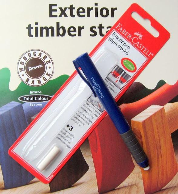 Faber-Castell Eraser Pen