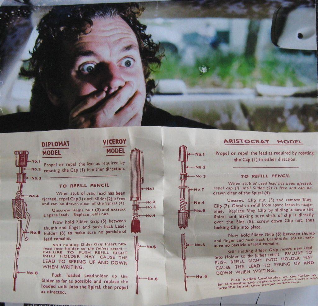 yard o led pencil instructions